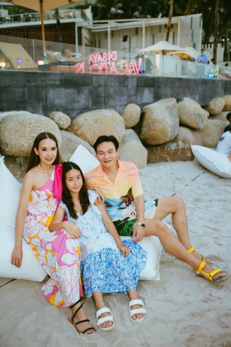 Disaya Vacationist เนรมิตสีสันแห่งบราซิลมาไว้บนชายหาดหัวหิน