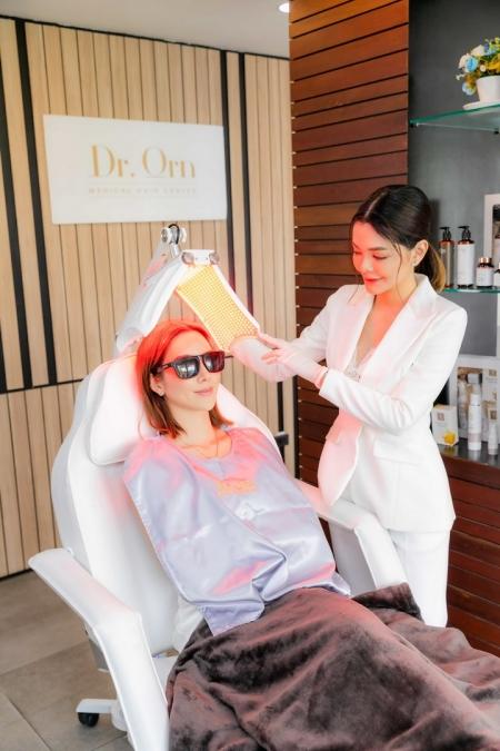 เสริมสร้างสุขภาพเส้นผมและหนังศีรษะให้แข็งแรงอย่างยั่งยืนกับ 'Dr.Orn Medical Hair Center'