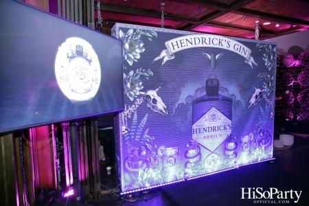 มิติใหม่แห่งรสชาติของจิน กับการเปิดตัว 'Hendrick's Orbium' ครั้งแรกในประเทศไทย
