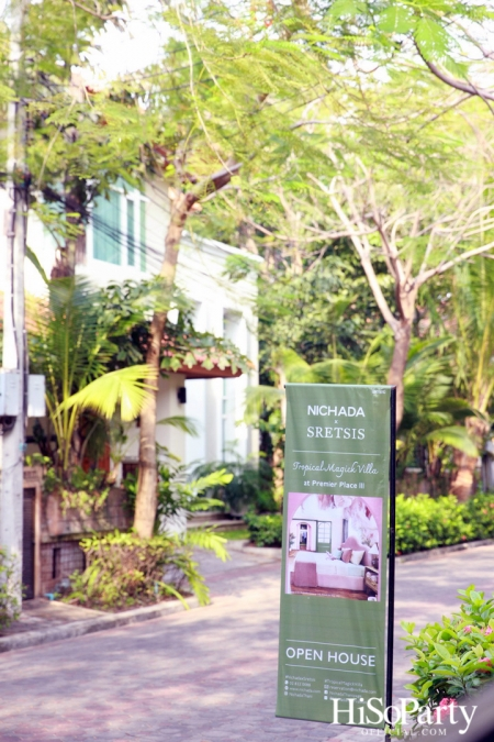 NICHADA x SRETSIS 'Troppical Magick Villa'