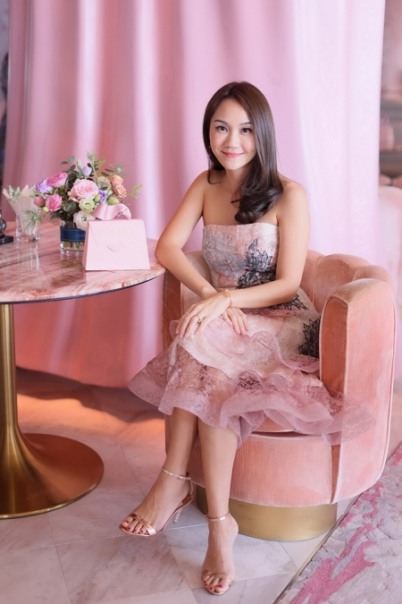 DISAYA จัด Exclusive Afternoon Tea Party ณ Pink Bar