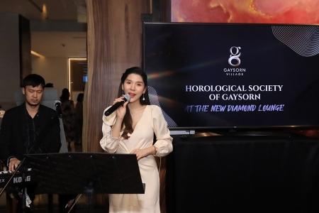 'Horological Society of Gaysorn' แลนด์มาร์กสำหรับคนรักนาฬิกา