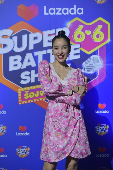 Lazada 6.6 Super Battle Show