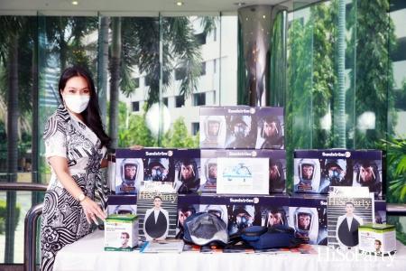 HISO We Love ส่งมอบกำลังใจสู้ภัยโควิด ครั้งที่ 2