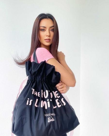 COCCINELLE ร่วมกับ Barbie™ ออกกระเป๋ารุ่นพิเศษ  Coccinelle for Barbie™