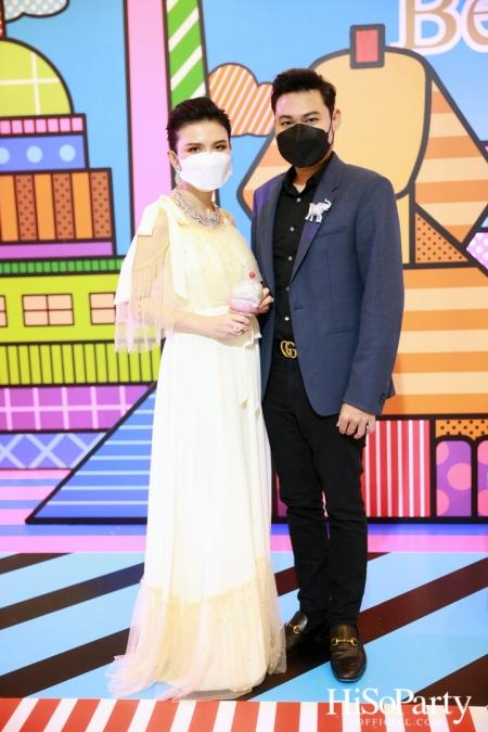 Beauty Gems x HiSoParty 18th Anniversary ครั้งที่สอง ส่งท้ายก่อนวันปิดแสดงผลงาน 'Experience The New Normal Way of Exhibition'