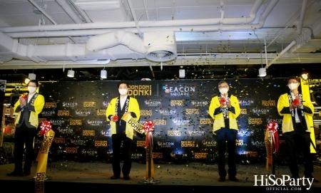 ดอง ดอง ดองกิ สาขา 3 ซีคอนสแควร์ ศรีนครินทร์ พร้อมให้บริการเต็มรูปแบบแล้ววันนี้